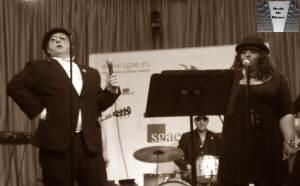 Las colaboraciones con la gran Michele Mccaine, una constante en la trayectoria de La Orquesta Mondragón.
