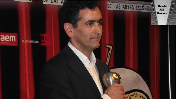 Juan Mayorga concedió unos minutos en exclusiva a DESDE MI BUTACA.