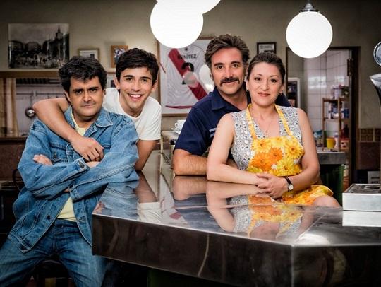 """""""Vive cantando"""", una de las grandes apuestas de Antena 3 para esta temporada."""