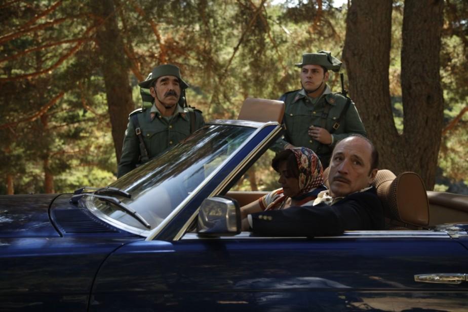 Una escena de la película de Carlos Iglesias.