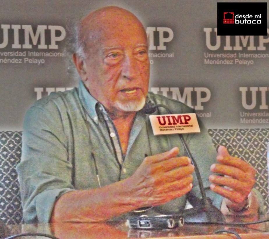 """Manuel Vicent: """"La gran tertulia moderna es elbotellón"""""""