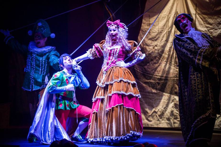 """Últimas funciones de """"Pinocho, un musical para soñar"""" en la GranVía"""