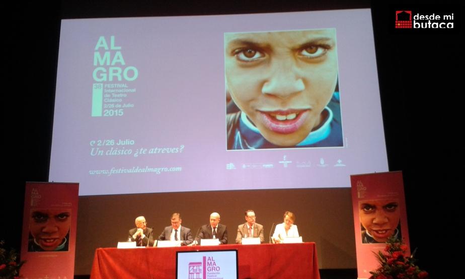 El ministro Wert asistió a la presentación del Festival en Madrid.