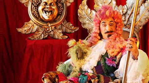 """""""El Burgués Gentilhombre"""" está hasta el domingo en el Infanta Isabel y también pasará por Almagro."""