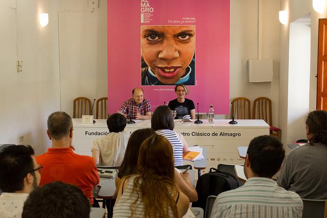 El I Encuentro de Blogueros y Medios Digitales se presentó a la prensa el viernes.
