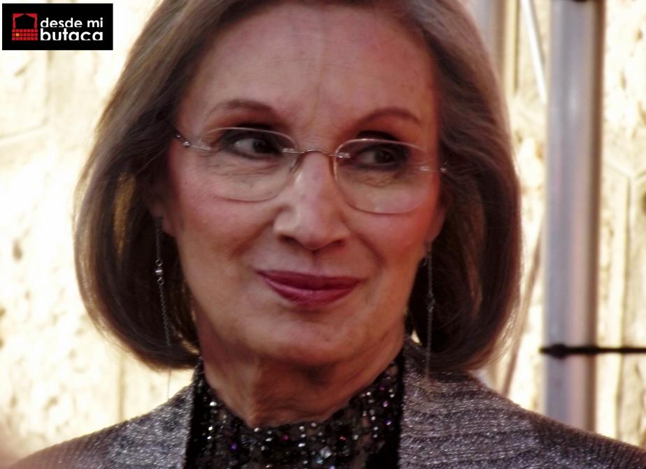 Ana Diosdado, una de las grandes protagonistas del Festival de Almagro.