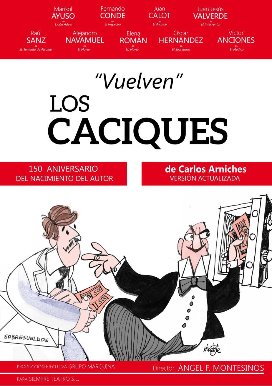Ángel Fernández Montesinos, director de LOS CACIQUES. Una vida entrecajas.