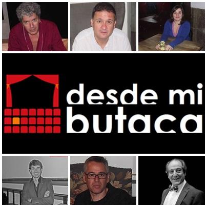 Un vistazo al teatro que comunicaremos DESDE MI BUTACA: Primer Aniversario de DESDE MI BUTACACOMUNICA