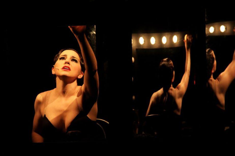 """Ivanna Rossi se mira en el espejo de """"La Celia"""" en los Teatros delCanal"""